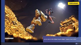 Fortnite Season 8: Luxury Life #7 week fighting pass star