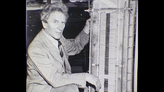 Percy Grainger's Synthesisers