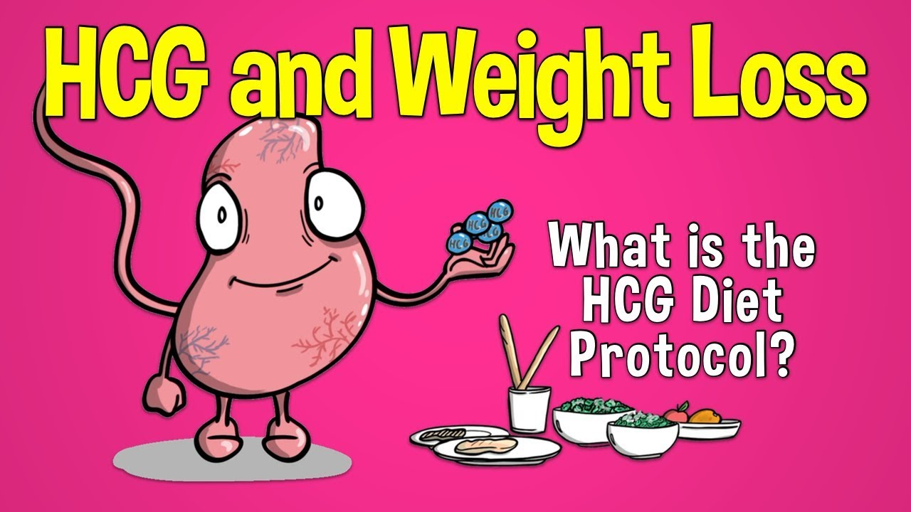 HCG and Weight Loss: What is the HCG diet protocol?