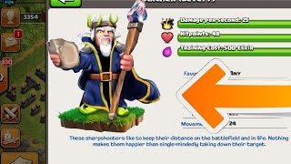 "Clash of Clans - ""NEW!"" HERO IDEAS! TOP 5 BEST HERO IDEAS SO FAR! (Update 2015 Town Hall 11 & Hero!)"