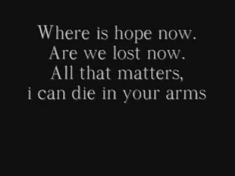 The river flows in you with my lyrics - YouTube
