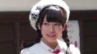 2016年4月29日に石川県の穴水町で行われたAKB48Team8のイベントの模様で...