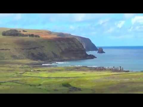 Isla de pascua - Danza Cultura Rapa Nui