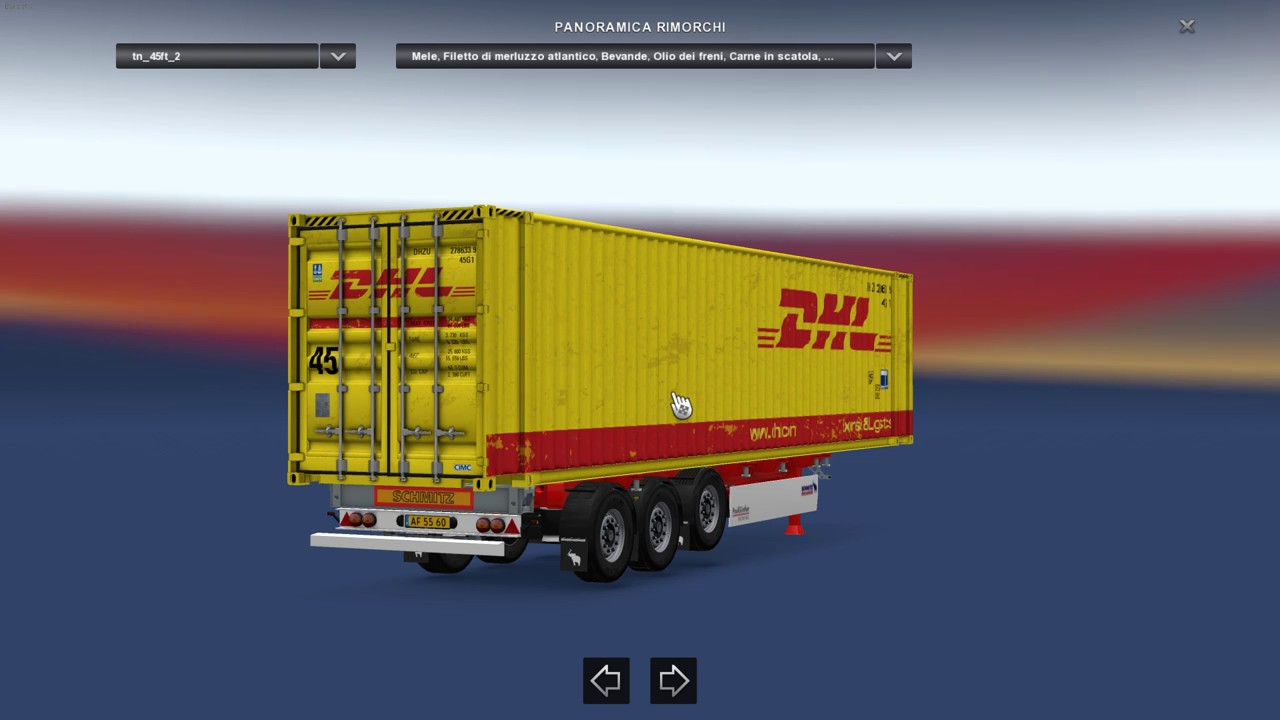Euro Truck Simulator 2 (1 28) Trailers and Cargo Pack by Jazzycat v5 5 +  DLC's & Mods
