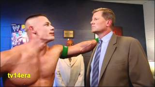 Official WWE Extreme Rules 2012 Promo John Cena vs Brock Lesnar