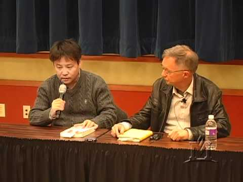 A Writer's China - Acclaimed Chinese Novelist Yu Hua speaks to Montana State students