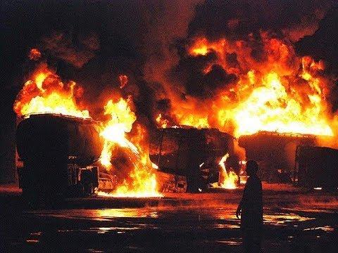 Hyderabad Petrol Pump Fire | Huge Blast | Very Dangerous Explosion