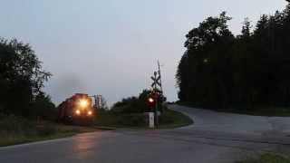 StL&H 8245 at Mile 66 Galt Sub - The Sound of a Dying Breed