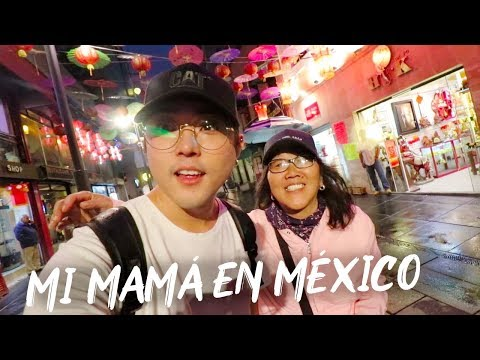 MY MOM CAME TO MXICO   kenroVlogs