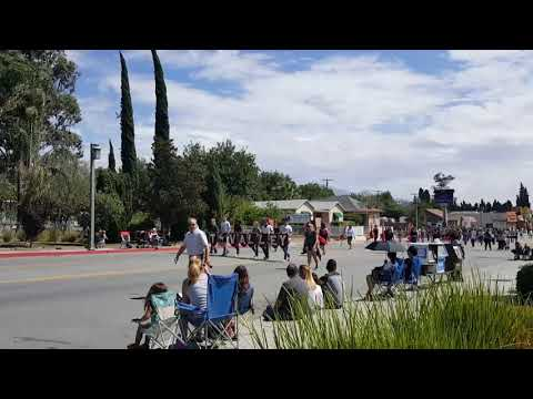 2017 Banning Stagecoach Parade
