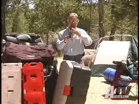 ATV Television Adventure - Adventure Preparation part 1