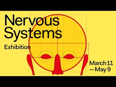Nervous Systems: Quantified Life and the Social Question | Exhibition Trailer