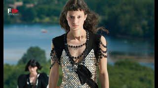 LOUIS VUITTON Highlights Resort 2022 Paris - Fashion Channel