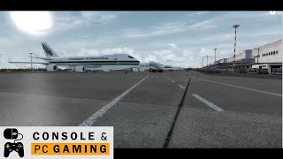 flight simulator - Mega Aiport Milan Malpensa for FSX and P3D with BOB and My Traffic 6