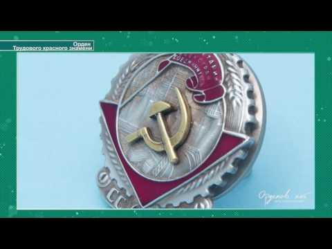 Орден Трудового Красного Знамени 1928 года