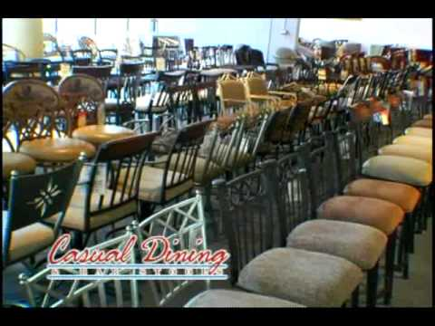 Casual Dining Amp Bar Stools Infomercial Youtube