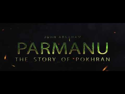 PARAMANU Bollywood Hindi Movie Official Trailer 2017