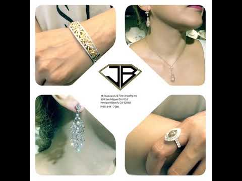 Newport Beach Custom Jewelry Design   JB Diamonds   Fashion Island Jewelers