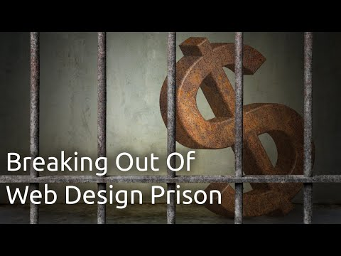 Breaking out of web design prison
