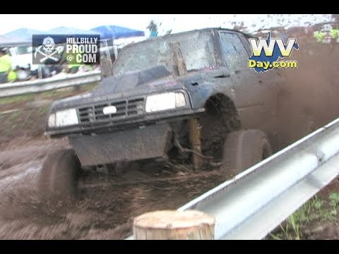 Awesome Acres #2 Mud Bog Carroll OH June 29 2014