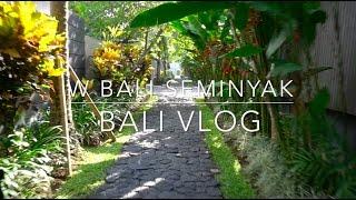 W Bali Seminyak Villa Hotel Review • Solo Female Travel