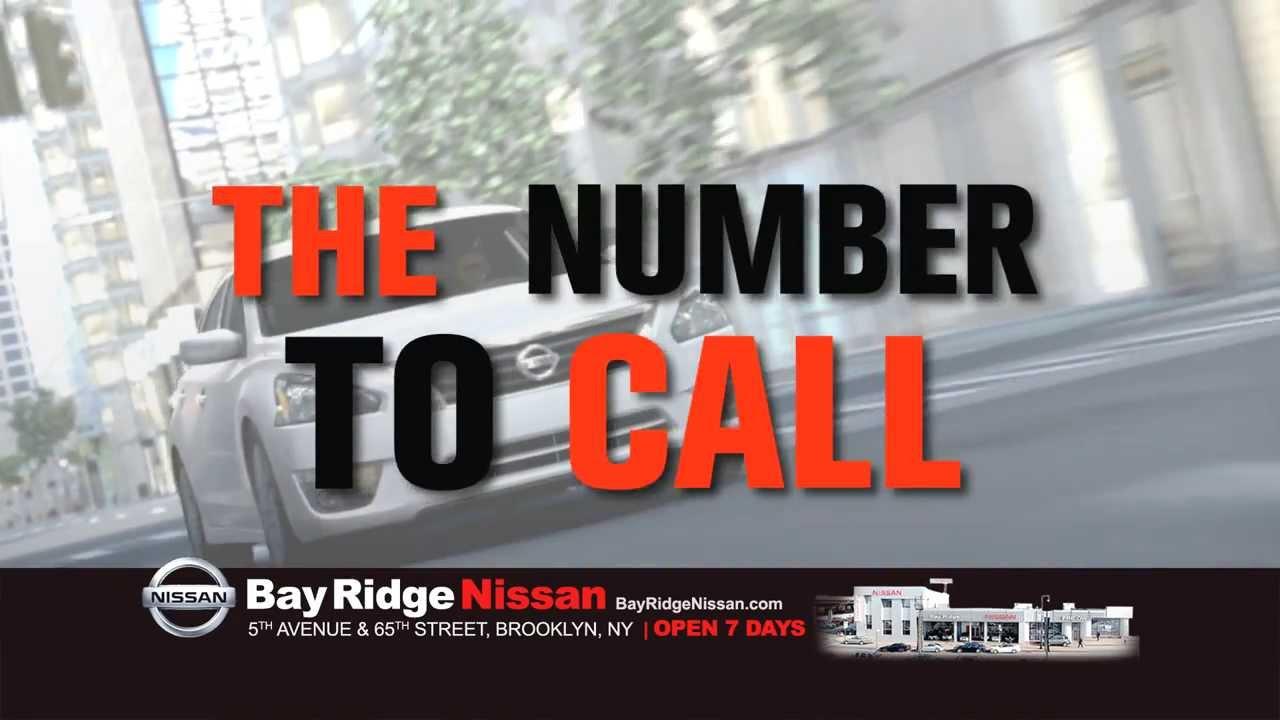 Bay Ridge Nissan   YouTube