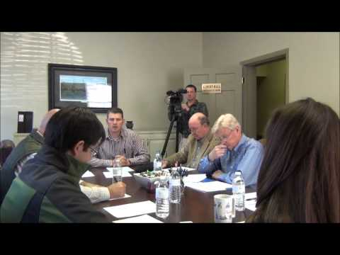 Discretionary Fund Meeting Jackson Co. Al.12-16-13