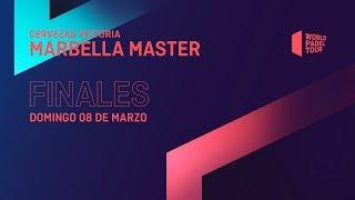 Finales - Cervezas Victoria Marbella Master 2020 - World Padel Tour