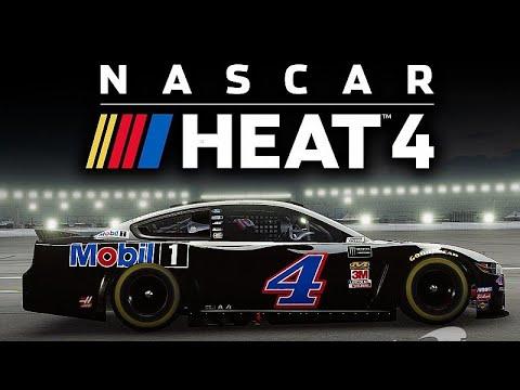 NASCAR Heat 4  - ВПЕРВЫЕ ИГРАЮ В НАСКАР!