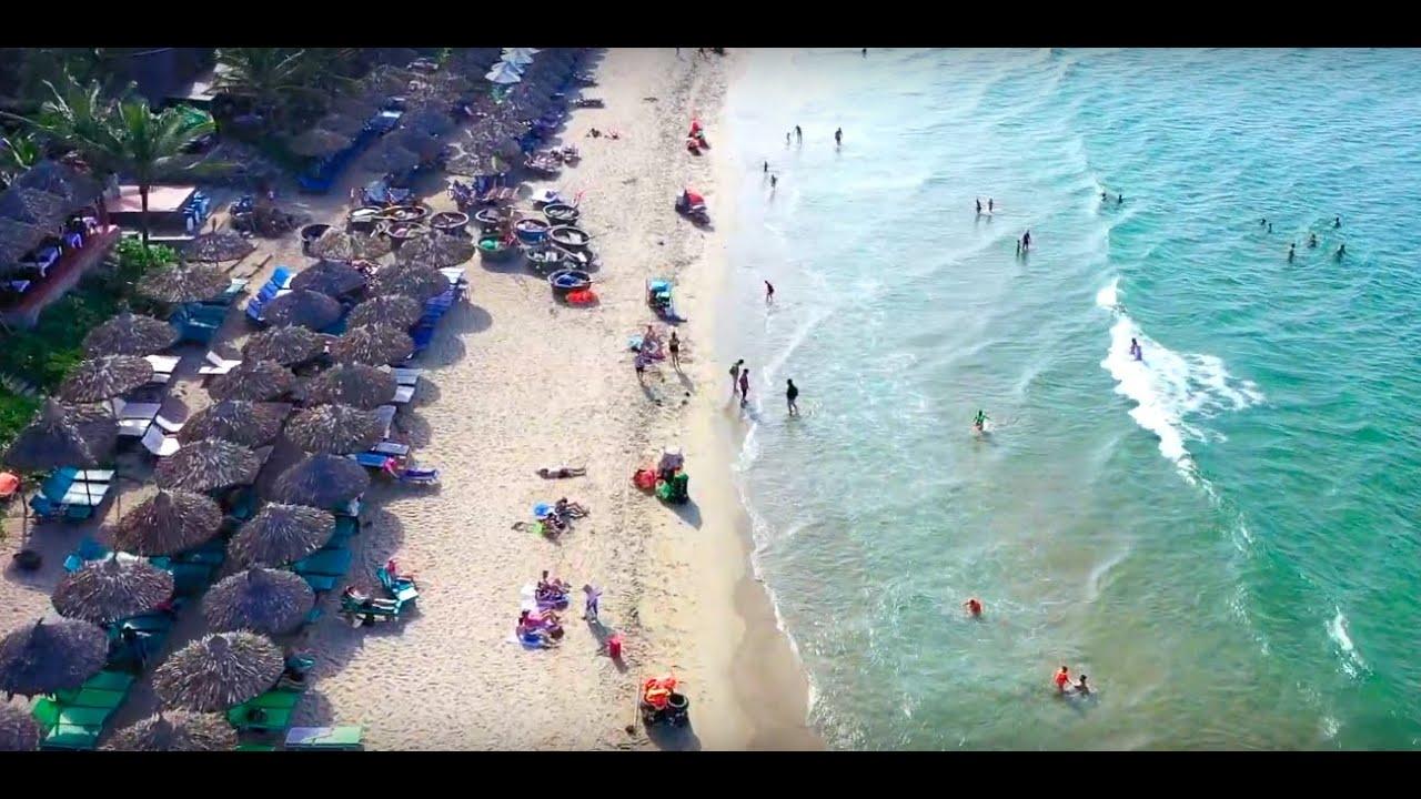 Bãi Biển An Bàng Hội An – An Bang Beach (Flycam) – CHECKIN VN