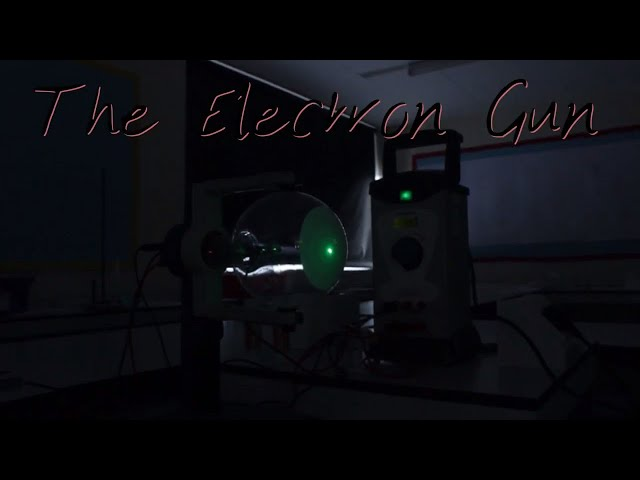 How does the electron gun work?  Thermionic Emission and Particle Acceleration - A Level Physics