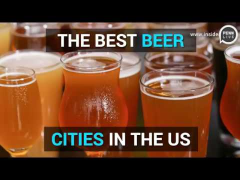 This Pennsylvania city is among the best places to get beer in U.S.