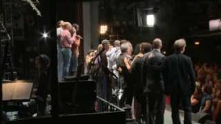 Rent Final Performance - Filmed Live on Broadway dvd extras: The Final Curtain Call