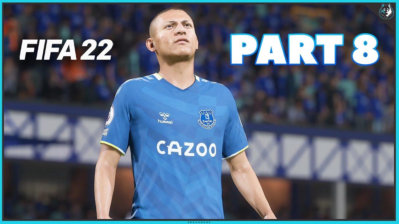 Download GOAL OF THE SEASON - FIFA 22 Everton Career Mode - Episode 8 (PS5 Gameplay)