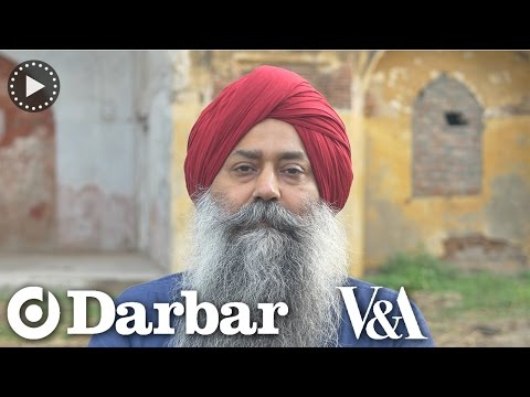 Indian classical music - Bhai Baldeep Singh explains the history of the Taus