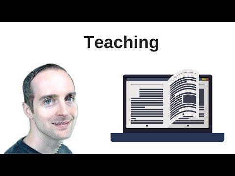 My Online Teaching Business Setup!