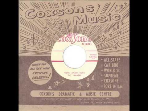 The Wailers - Rock Sweet Rock (Studio One / Dub Store Records - DSR-CS7-004)