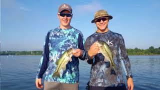 Table Rock Lake Video Fishing Report July 11,  2018