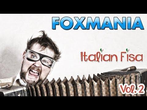 FOX MANIA - FOX TROT - ITALIAN FISA Vol. 2 - Basi musicali - ballo liscio - musica per fisarmonica