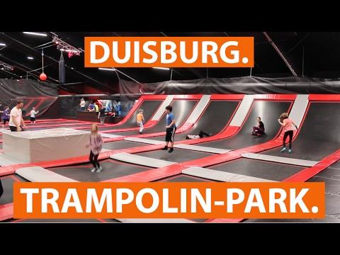 Trampolin Duisburg