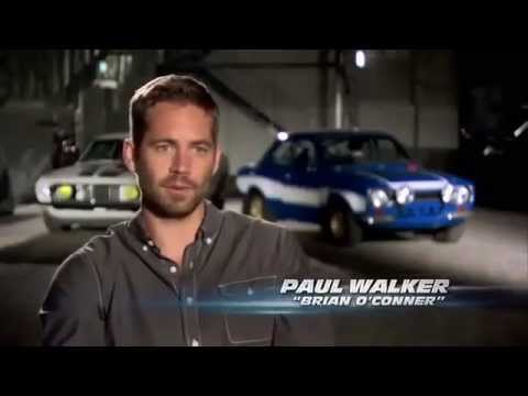 Behind the scenes Fast and Furious 7 Paul Walker 'See you again'