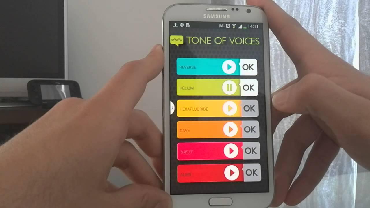 distorsionador de voz gratis