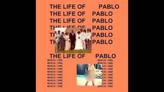 Kanye West - Famous (ft. Rihanna) (Clean)