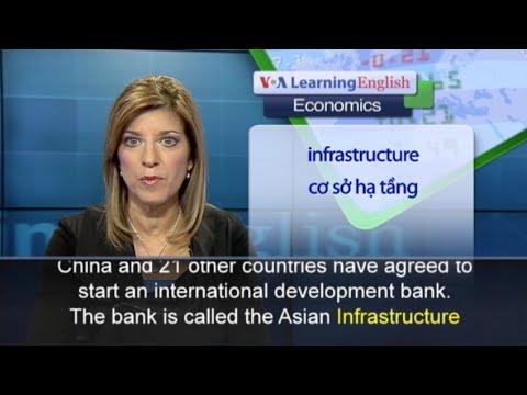 Anh ngữ đặc biệt: China Development Bank (VOA)