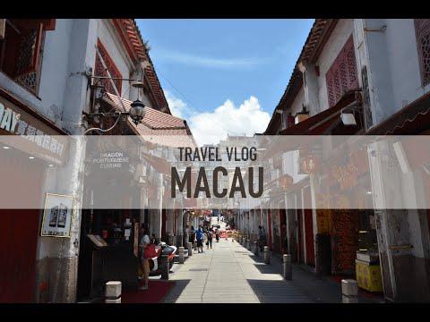 Travel Vlog | Macau trip 2016