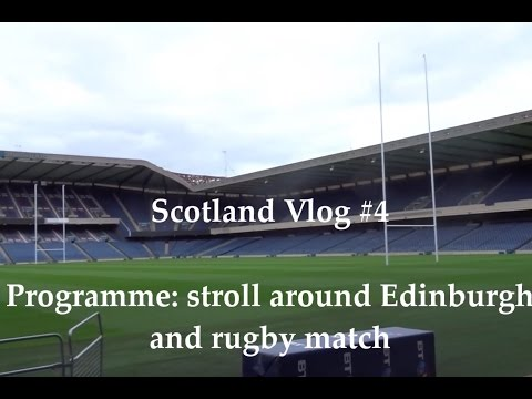 SCOTLAND Vlog #4 - Au Pair Adventures