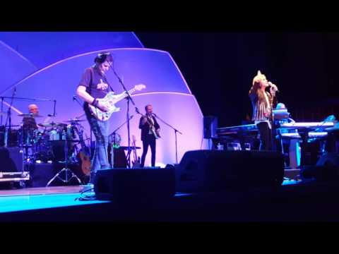 Jon Anderson of Yes Rabin Wakeman 'Long Distance Runaround' live Orpheum Los Angeles 11-22-2016
