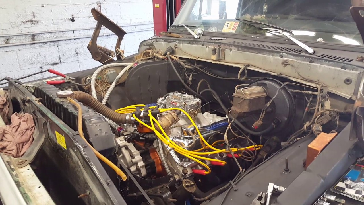 small resolution of 79 bronco 550hp 460