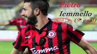 23° Gol del Foggia 2015-2016 RE PIETRO IEMMELLO