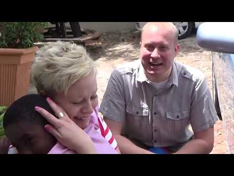 Parents Meet Adopted Child for the First Time - 1022910
